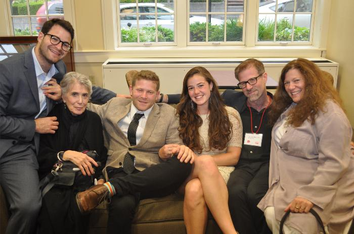 Brown University Hillel Family Weekend